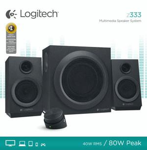 Z333 2.1 Speaker System 80 watt