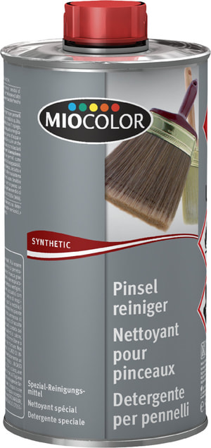 MIOCOLOR Synthetic Pinselreiniger 500ml