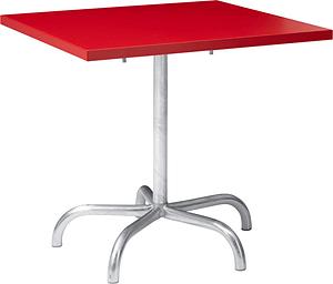SÄNTIS Table pliante 80x80cm