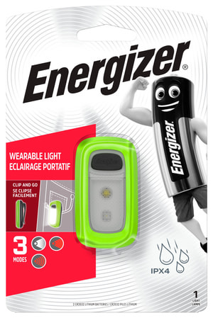 Wearable Clip Light
