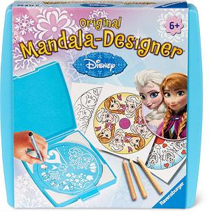 Frozen Mini Mandala