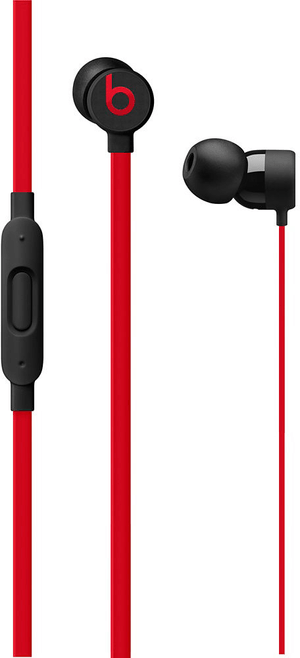 urBeats3 - Defiant Black-Red