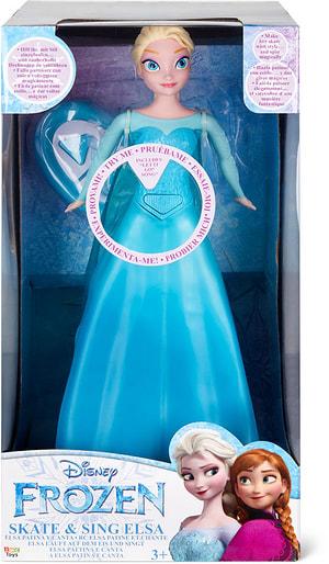 Frozen II Skate & Sing Elsa