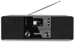 DIGITRADIO 370 CD BT - Schwarz