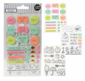 Chipboard Sticker