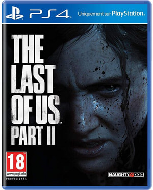 PS4 - The Last of Us Part II