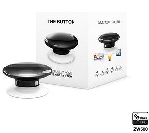 Z-Wave Button schwarz