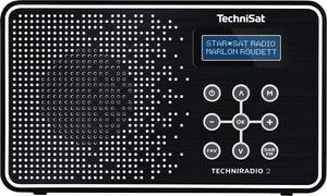 TechniRadio 2 - Nero/Bianco