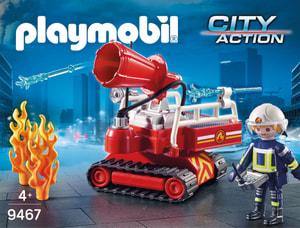 Playmobil 9467 Feuerw.-Löschroboter