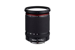 HD DA 16-85mm f/3,5~5,6 ED DC WR objectif zoom