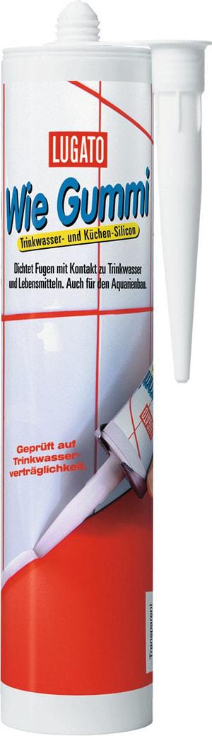 Wie Gummi Wetterschutz-Silikon alu 310 ml