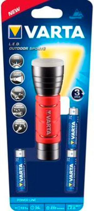 LED Outdoor Sports Flashlight