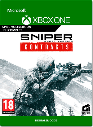 Xbox One - Sniper: Ghost Warrior Contracts