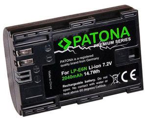 Patona Premium Accu f. LP-E6N