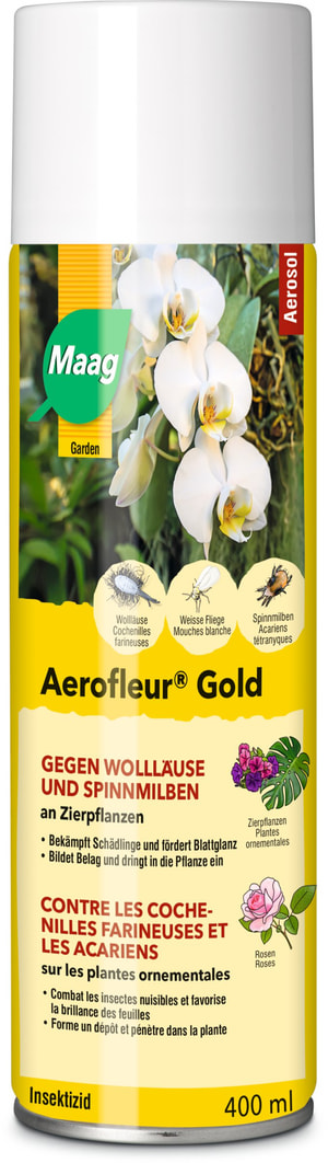 Aerofleur Gold Jet, 400 ml