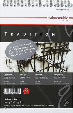 Hahnemühle Tradition Bloc à esquisse