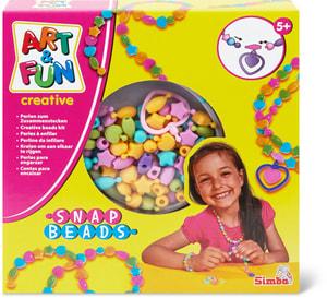 Art & Fun Snap Beads