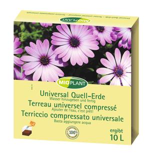 Terricio compressato universale, 10 l