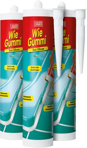 Wie Gummi Wetterschutz-Silikon 310 ml