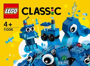 LEGO Classic 11006 Briques créatives