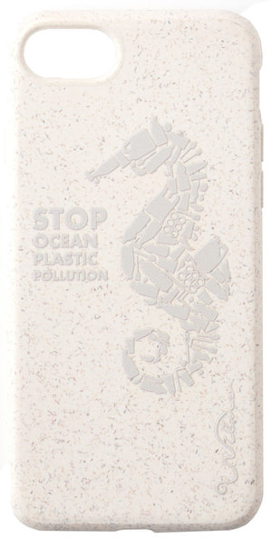 Stop Ocean Plastic Pollution Case Seahorse