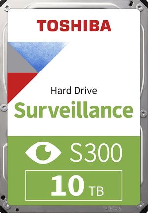 "S300 Surveillance 10To 3.5"" SATA (BULK)"