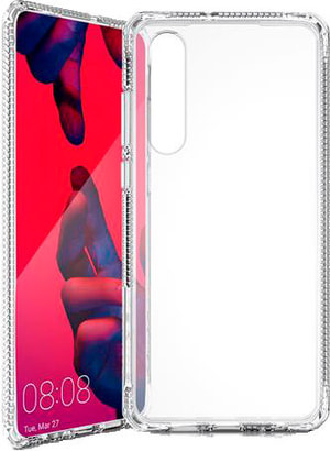 Drop-Protection Cover Hybrid transparent