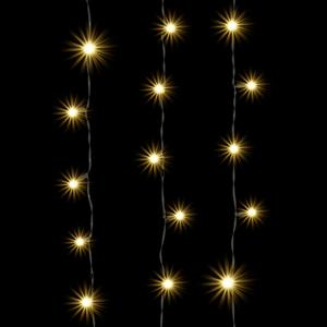 LED rideau lumineux, 2x1 m