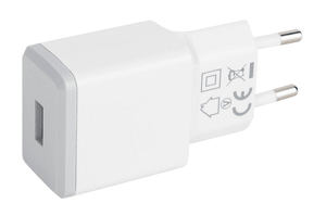 Travel Charger blanc