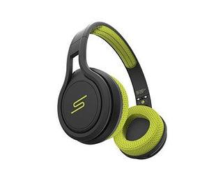 SMSAudio STREET écouteur jaune