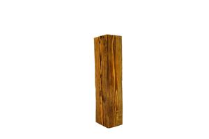 Colonna deco legno vec. 220 x 220 x 800 mm