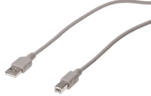 Câble USB 2.0Type A/B