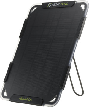 GoalZero Solarpanel Nomad 5
