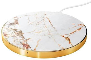 "Universal-Charger  ""Carrara gold"""