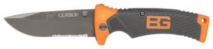 GR BG Folding Sheath Knife/Blister