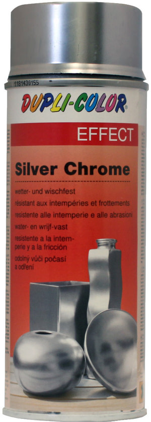 Silver Chrome Spray
