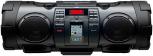 JVC - RV-NB70BE Tragbares CD System mit