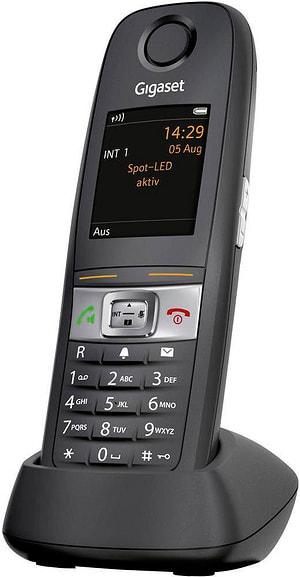 E630 HX VoIP schwarz