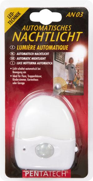 Luce notturna automatica AN 03