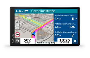DriveSmart 55 Full EU MT-S  schwarz