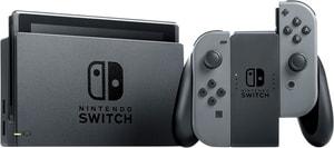 Switch Konsole Grau