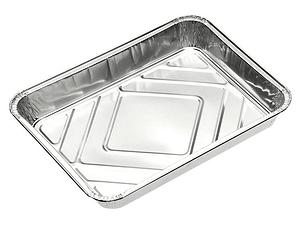 Lèchefrite en aluminium