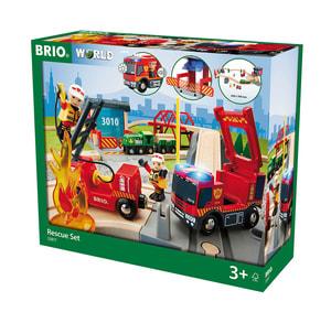 Grosses Feuerwehr Deluxe Set (FSC)