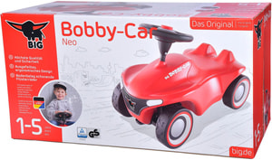 Big Bobby Car Neo Red