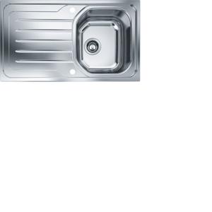 Spüle Onda Line OLX 611-86 Edelstahl