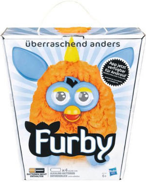 Furby hot assortiert