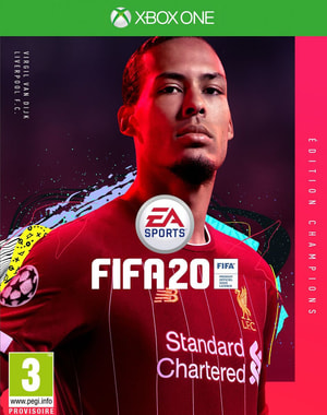 Xbox One - FIFA 20: Champions Edition