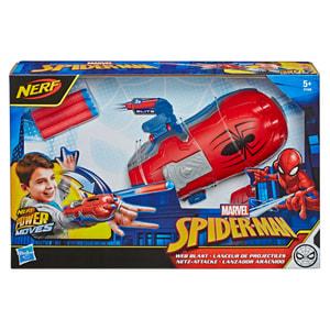 NERF Spiderman Netz-Attacke