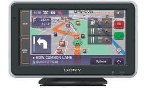 L-Nav. Sony NV-U93TC