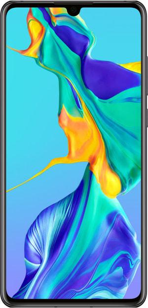 P30 128GB Dual SIM Black